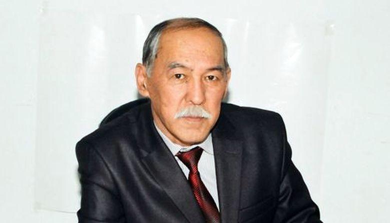 Aydarbek Sarmanbetov